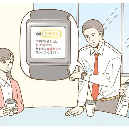 テクノロジーの進化で変わる、未来の働き方。