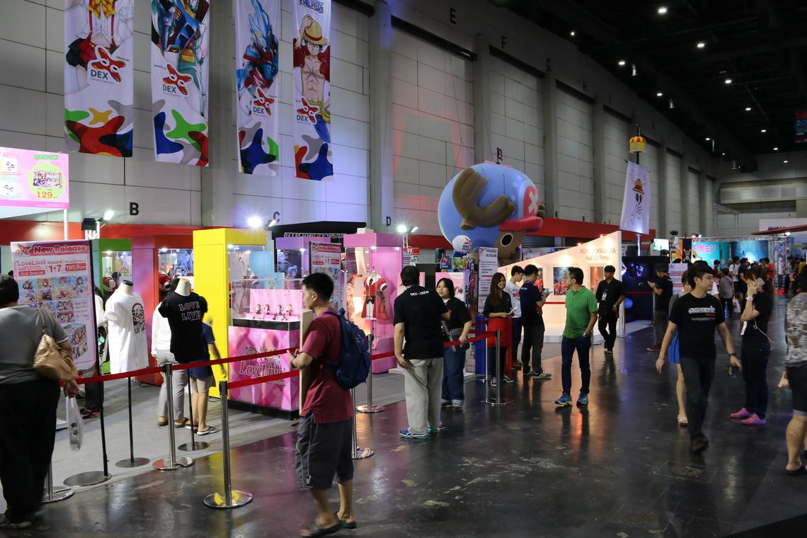 タイ 日本コンテンツ