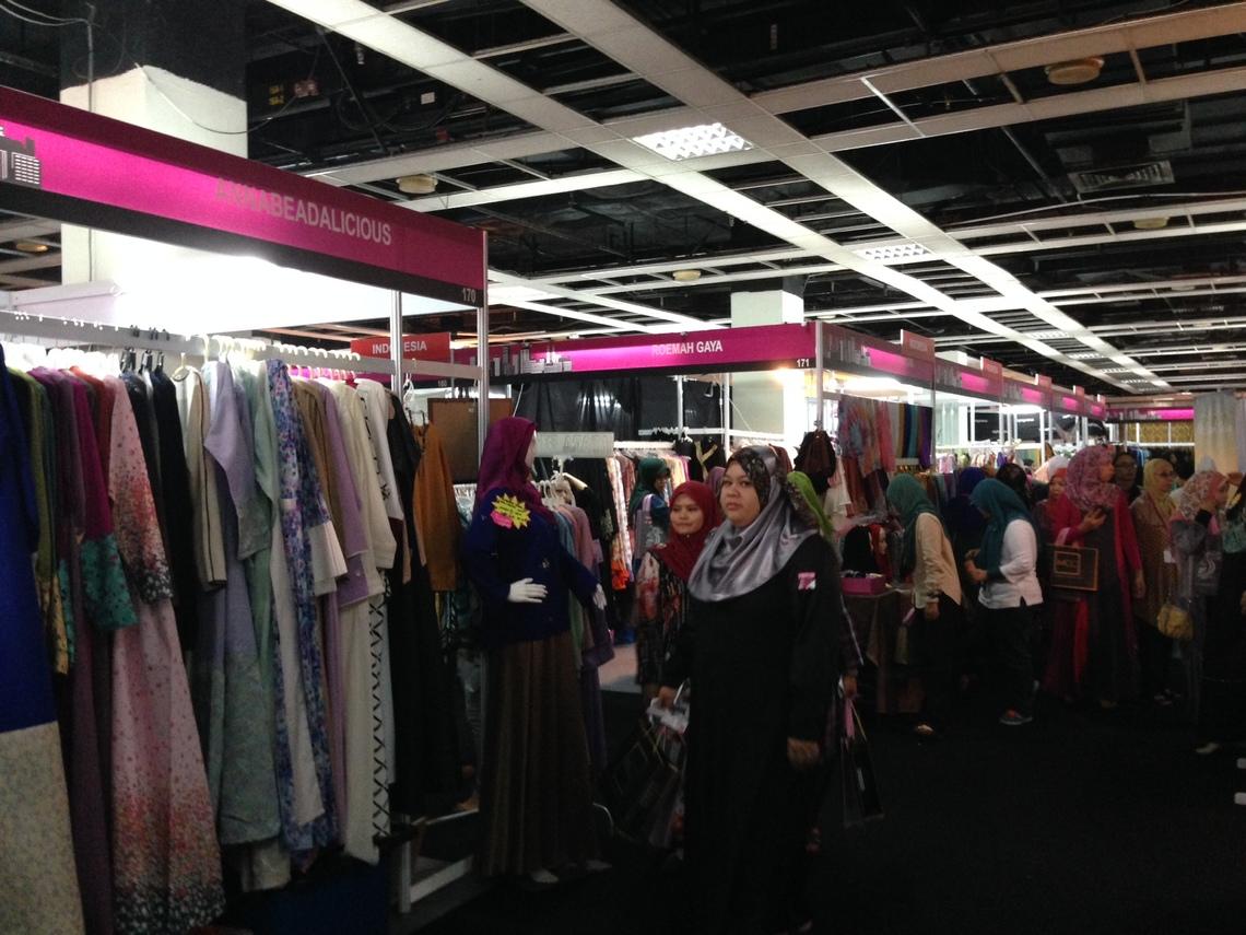 ムスリマ向けファッション