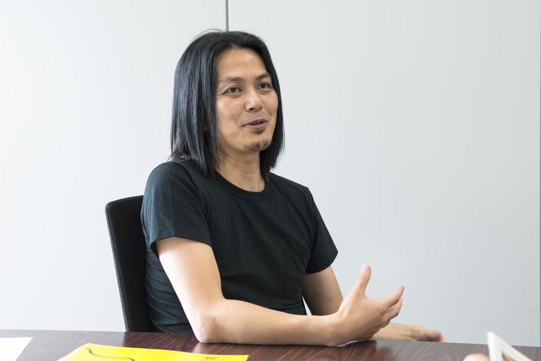 伏谷博之氏