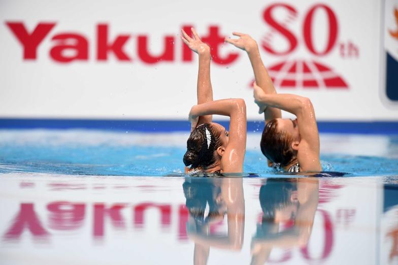 世界水泳、終盤戦へ メダルの行...