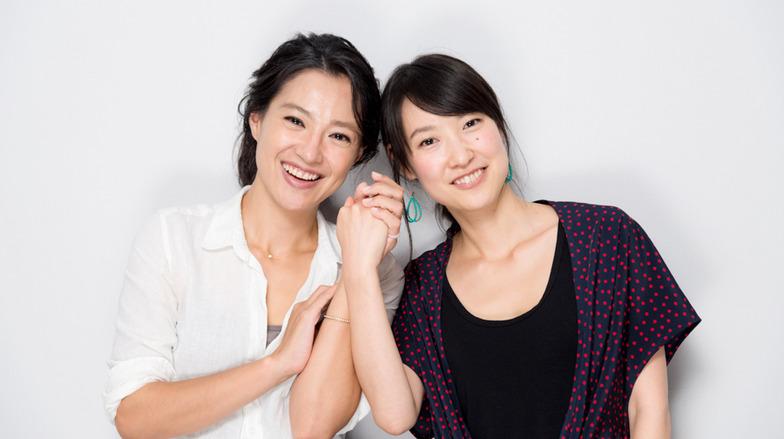 堂珍敦子さんと外崎郁美