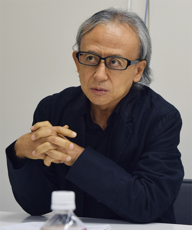 古川裕也氏