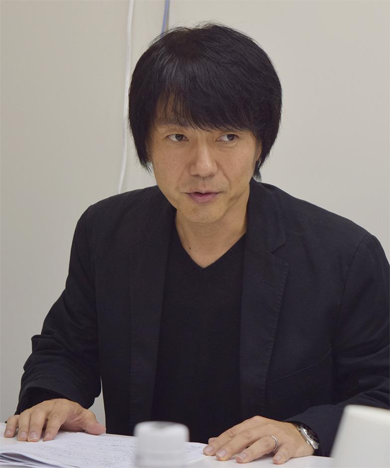 澤本嘉光氏