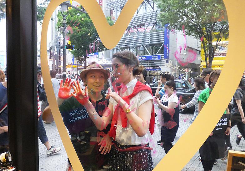 恩田夏絵さんと室井舞花さんも参加