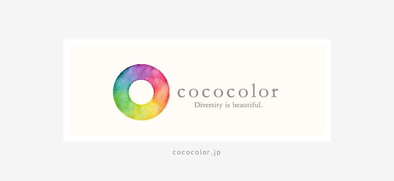 cococolorロゴマーク