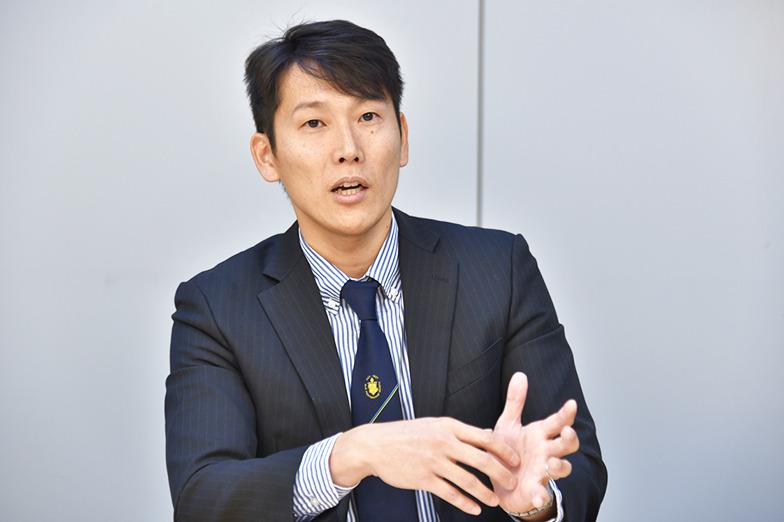 電通マーケティングソリューション局 貝塚康仁さん
