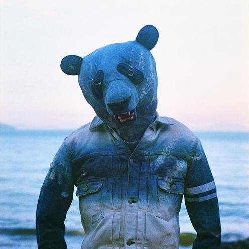 【岡山】デニムから生まれたパンダ。