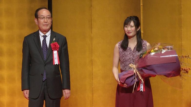 林野社長と武田さん