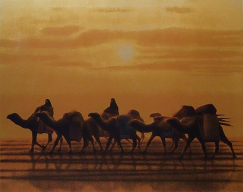 「平和のキャラバン(東)太陽」