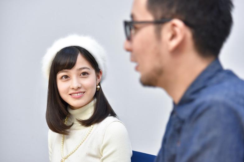 橋本環奈さん、田向潤さん
