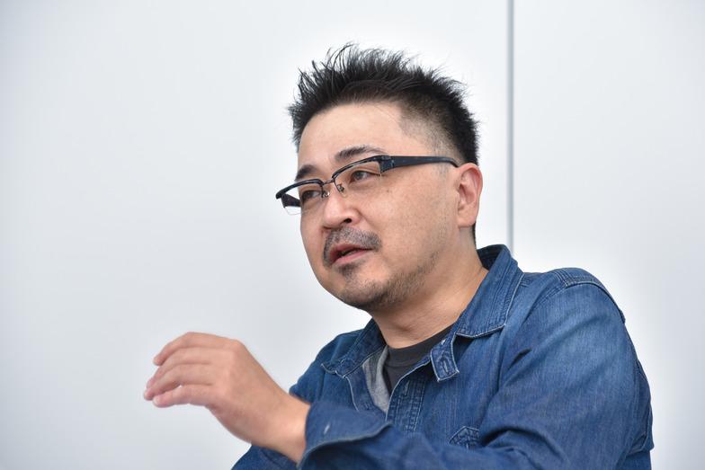 間瀬元朗氏