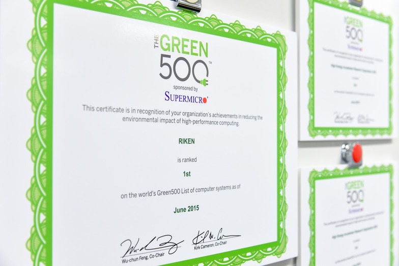 Green 500