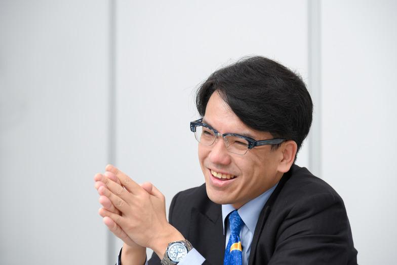 齊藤元章氏
