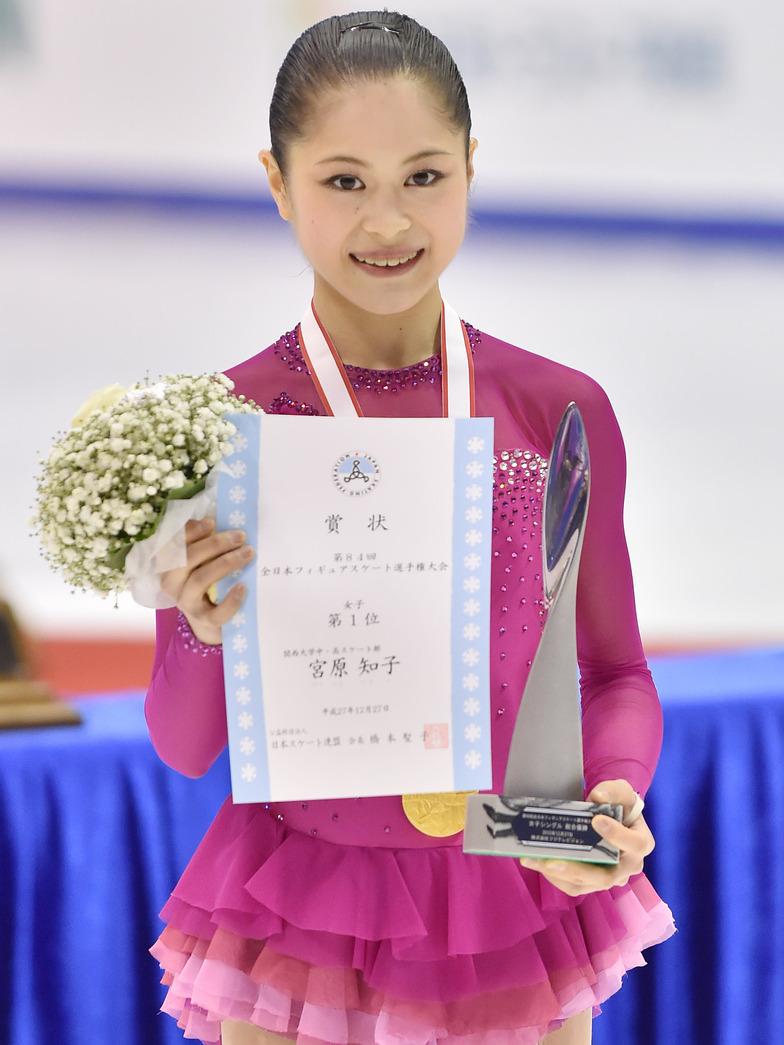 昨年末の全日本選手権で2連覇を達成 / Getty Images