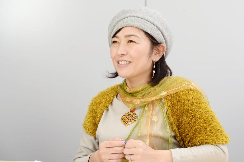 小野美智代氏 対談写真