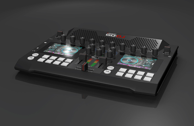 GO-DJ Plus製品イメージ
