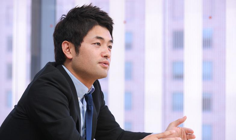 電通デジタル・ビジネス局の村山亮太さん
