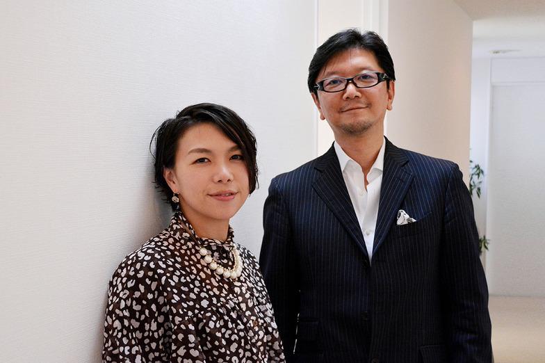 熱い笠松事務局長とイザワ(キラキラ)