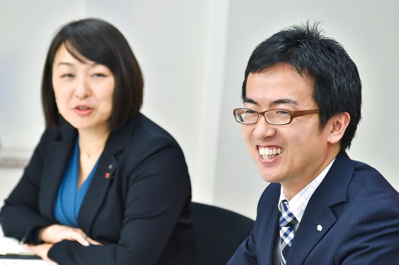東さん、北村さん