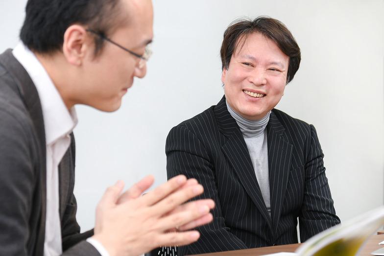 瀧氏と上田氏
