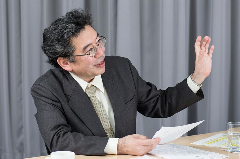 松原仁氏(公立はこだて未来大学 教授)