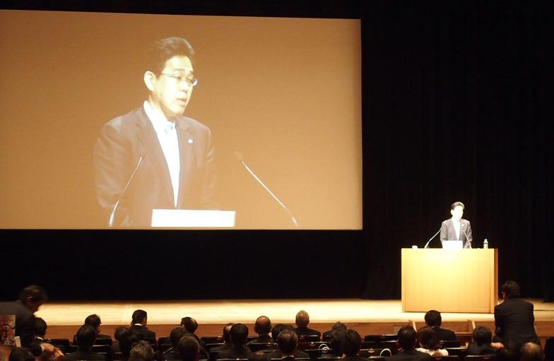 川島所長は脳科学の視点で持論を展開