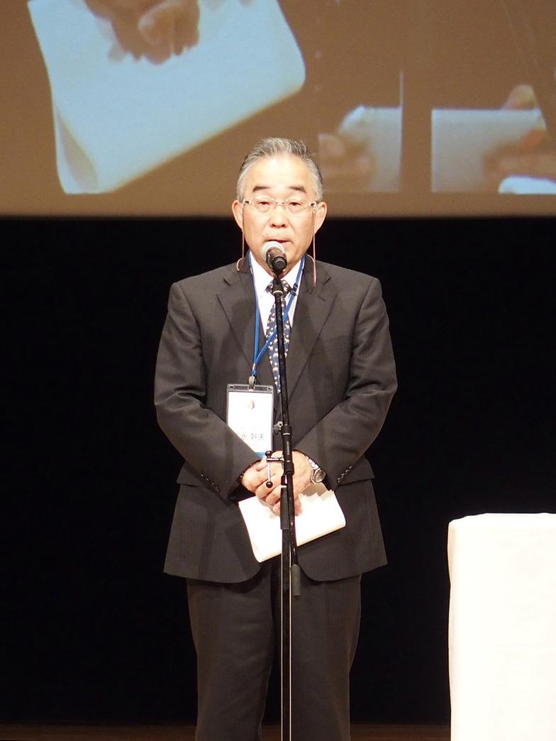 松永熊本広告協会理事長