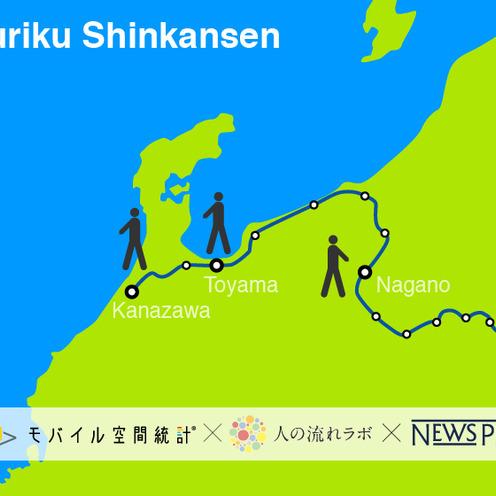 北陸観光の実態を位置情報データから見てみた―その4【NewsPicks×電通報】