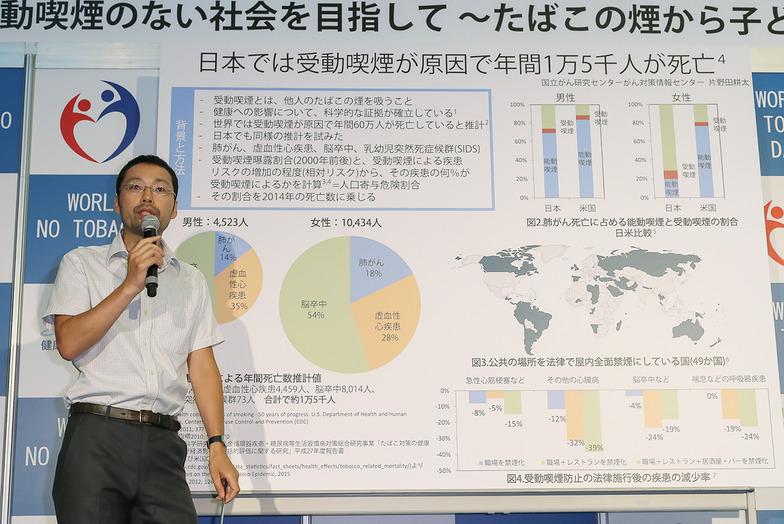 片野田氏の講演