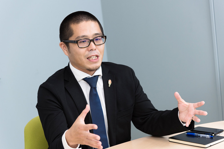 ネクステッジ電通の原田洋平さん