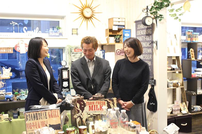 北海道豊富町の事業者を訪問。