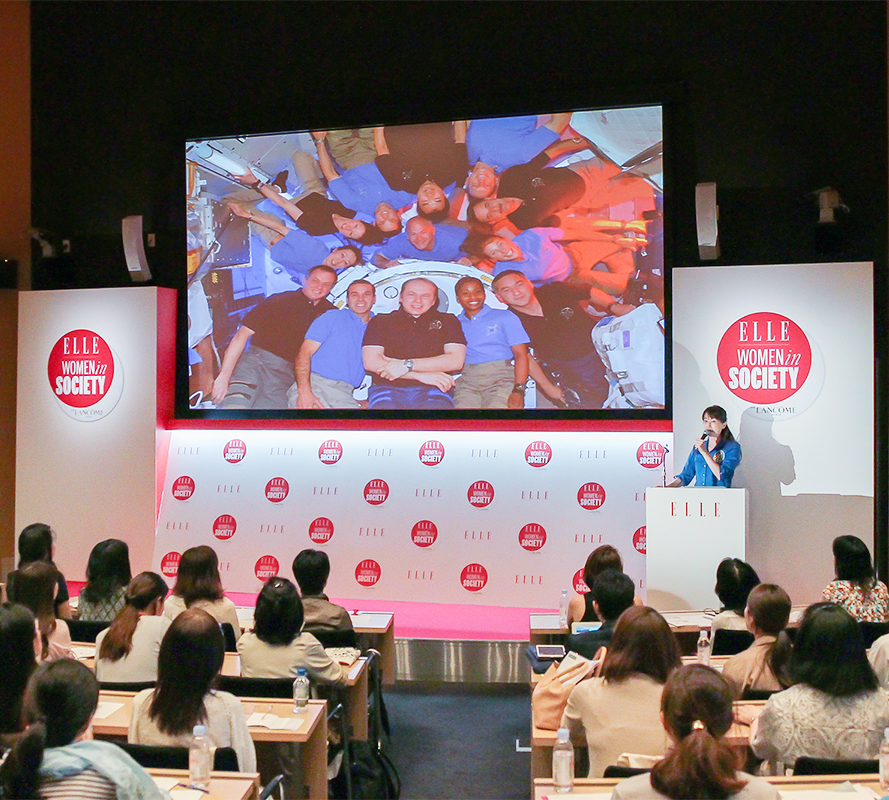理想の働き方のビジョンとヒントを得ようと、一般公募の女性たちが集まった