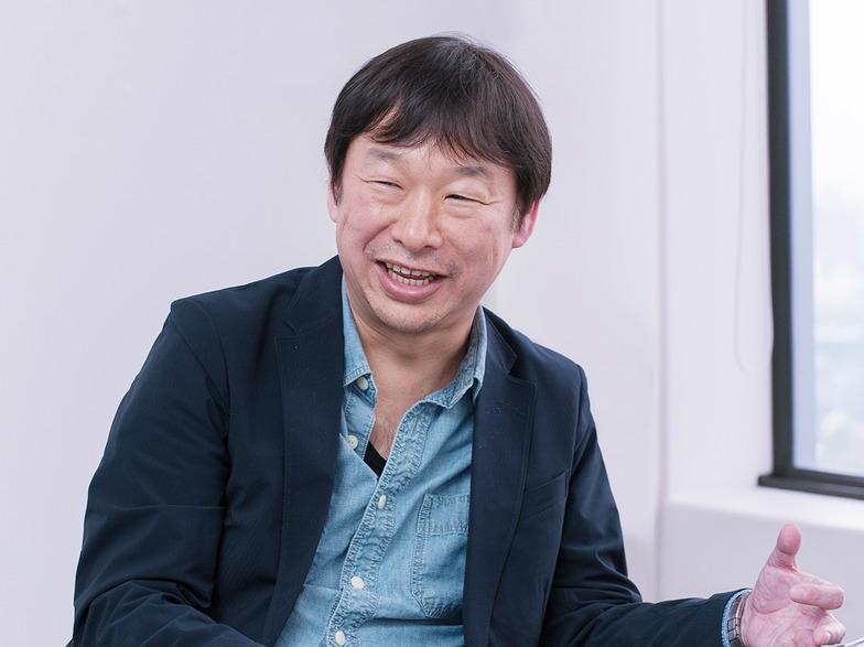 松尾健司氏(J-WAVE 営業局次長兼営業促進部長)