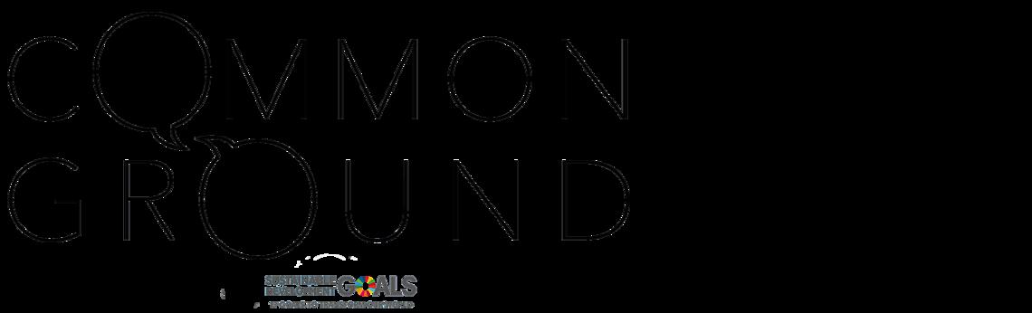 「Common Ground」のロゴマーク