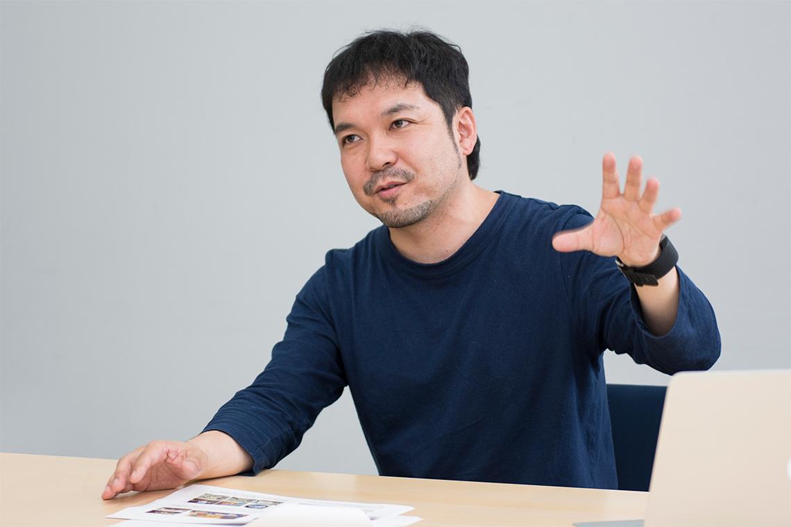 電通 CDC 小田健児氏
