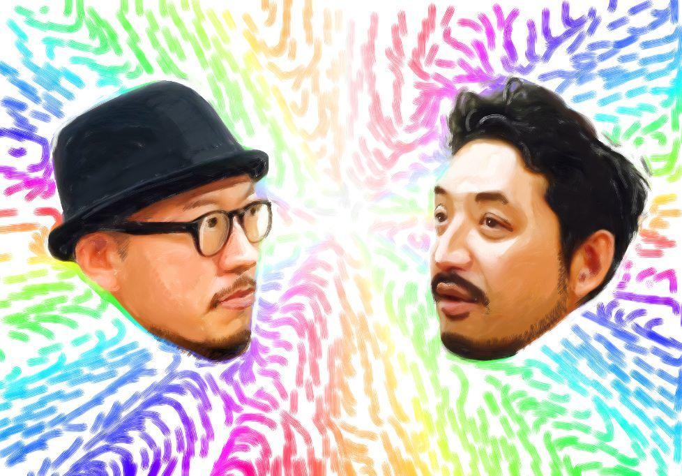 藤井さんと日下さん