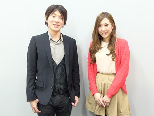 左から、古市氏、西井氏