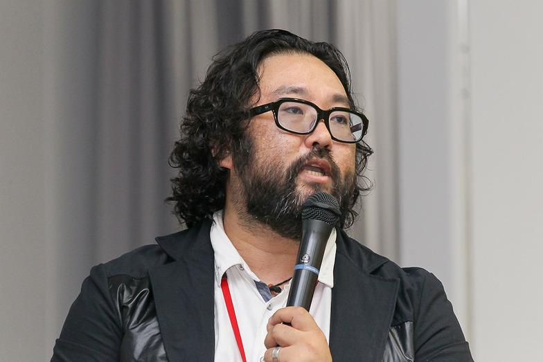 ふるさと名品オブ・ザ・イヤー実行委員長の古田秘馬氏