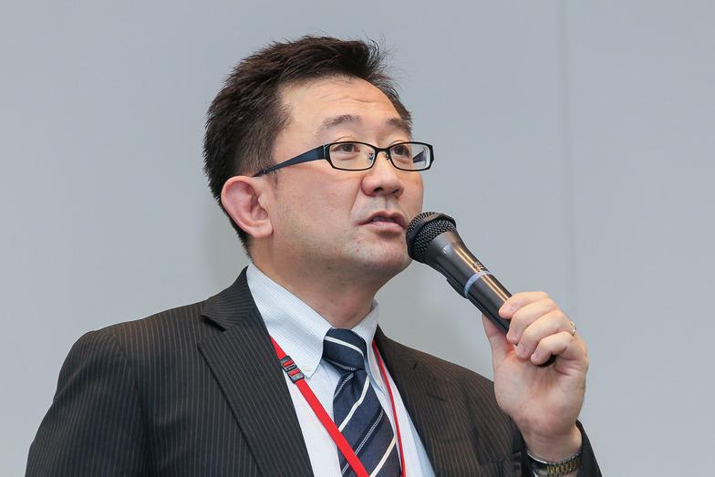ファーマーズ・フォレスト代表の松本謙氏