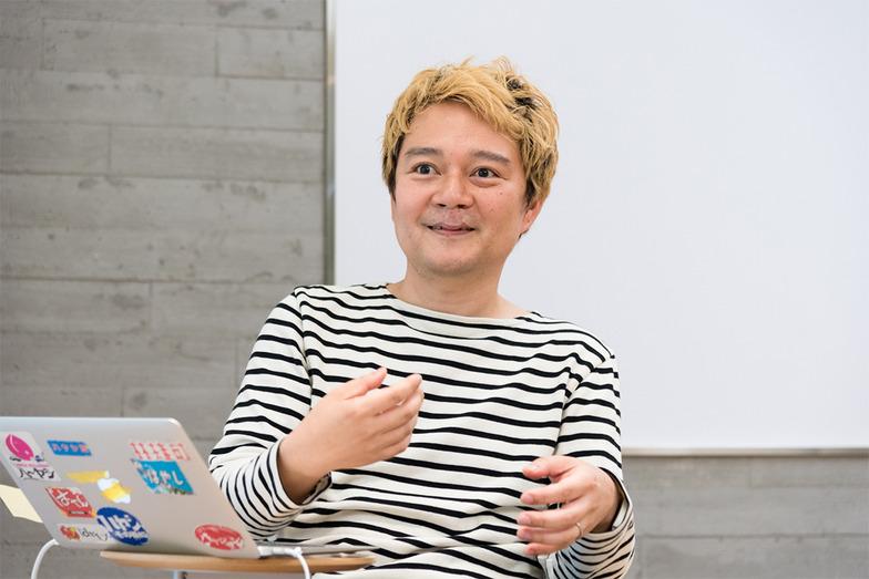 デイリーポータルZの林雄司編集長