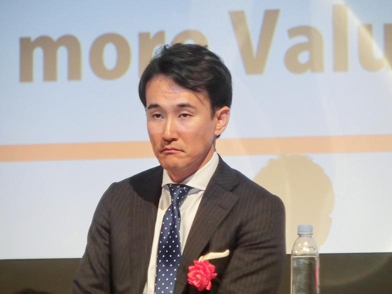 城田信義氏(東京メトロポリタンテレビジョン 編成局 国際部長)