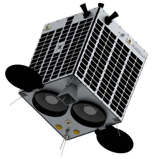 2017年打ち上げ予定の超小型衛星