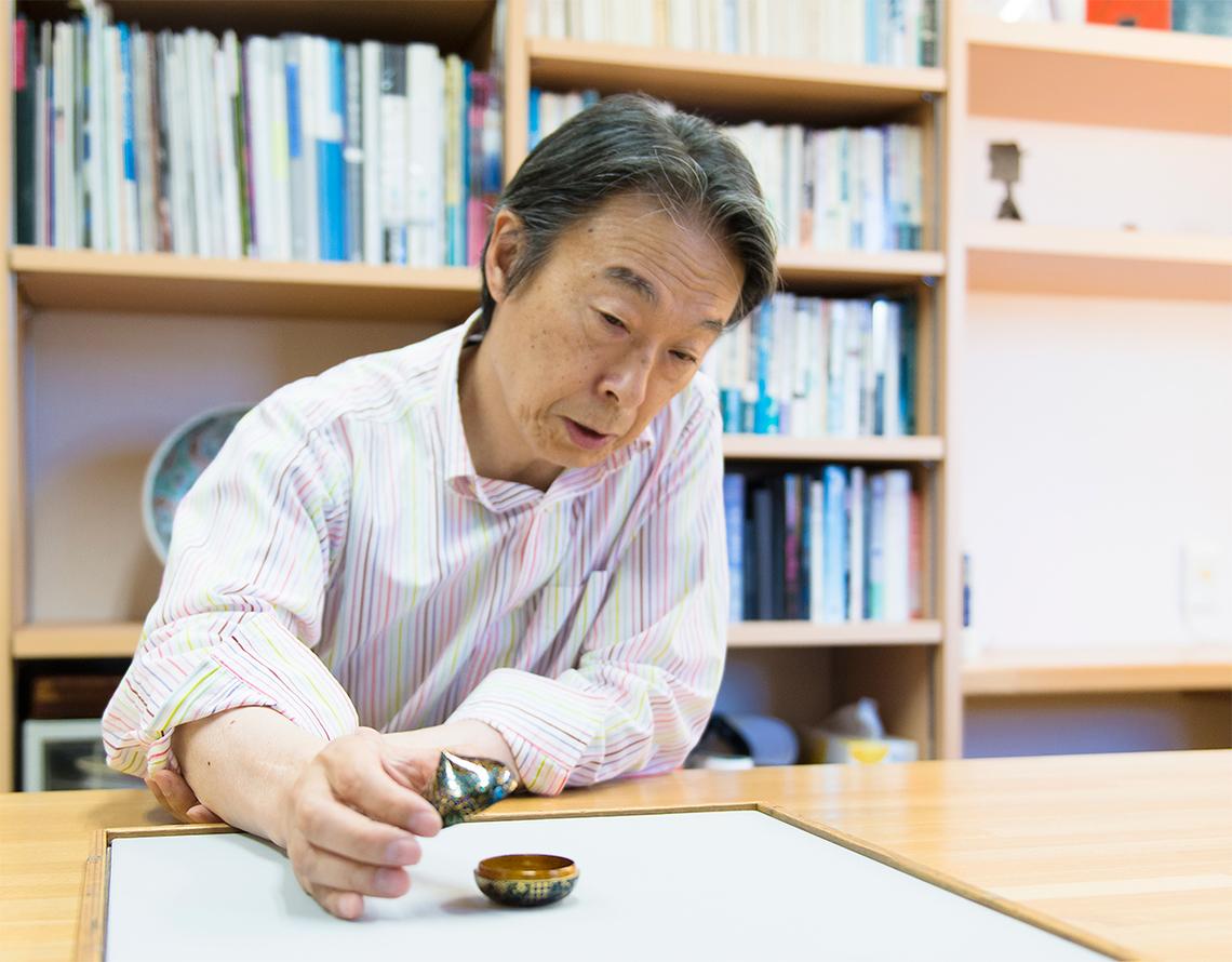 北村辰夫氏