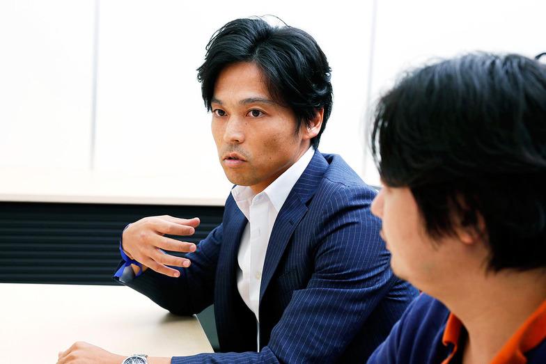 電通・川﨑氏