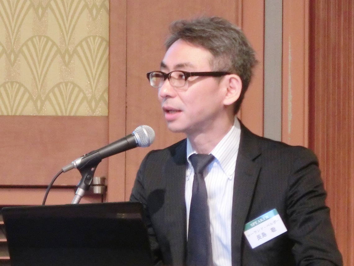 ローランド・ベルガー日本法人社長の長島聡氏
