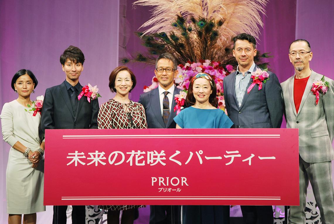 「未来の花咲くパーティ」withプリオール
