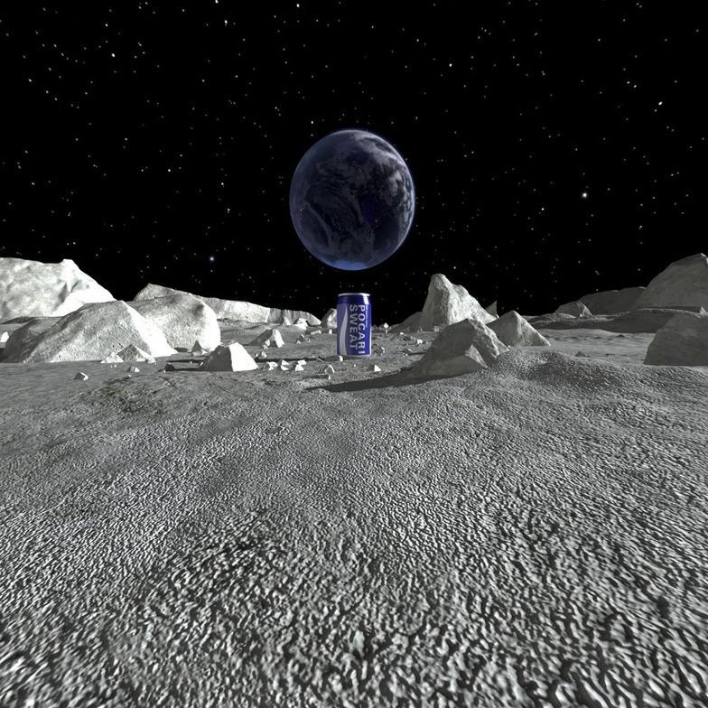 「ルナ ドリームカプセル プロジェクト」は史上初の月面到達飲料を目指すプロジェクト