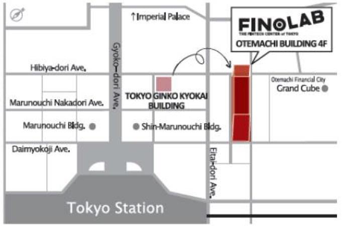 FINOLAB地図