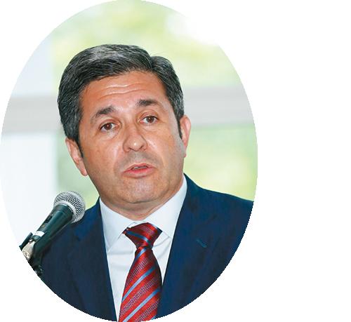 ガラ=サルバドール・ダリ財団事務局長(スペイン)  ファン・マヌエル・セビリャノ氏